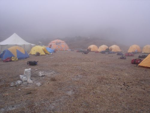 Image: Overall View Of Our Camp